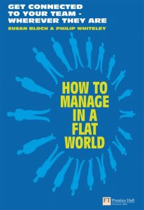 How to Manage in a Flat World - Philip Whiteley