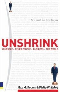 Unshrink the People - Philip Whiteley